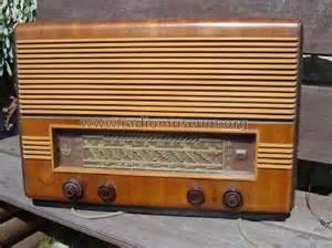 Tesla Radio Blanik 605a Radio Tesla Praha Bratislava Etc Build 1951