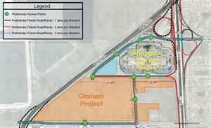 traffic map florida american miami mega mall s traffic impact