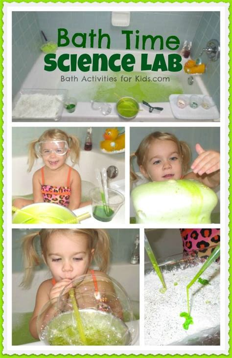 bathtub science experiments 5 science experiments during bathtime from bath activities