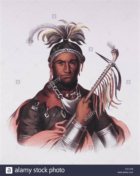 Chief Corn Planter by Abeel Aka Cornplanter Seneca War Chief And Diplomat