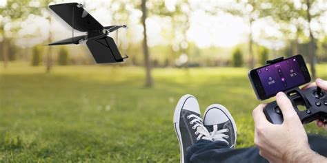 Parrot Swing Drone parrot debuts new minidrones swing and mambo