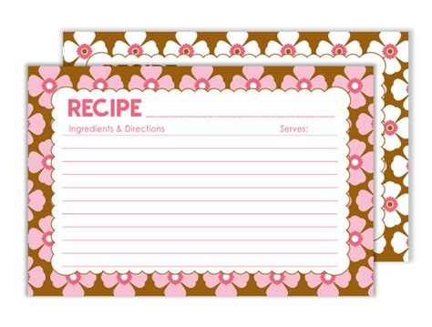 avery 4 x 6 recipe card template avery index card template how to print 46 index cards