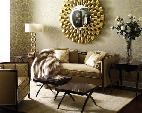 golden home decor modern interior decor and design trends how to add golden