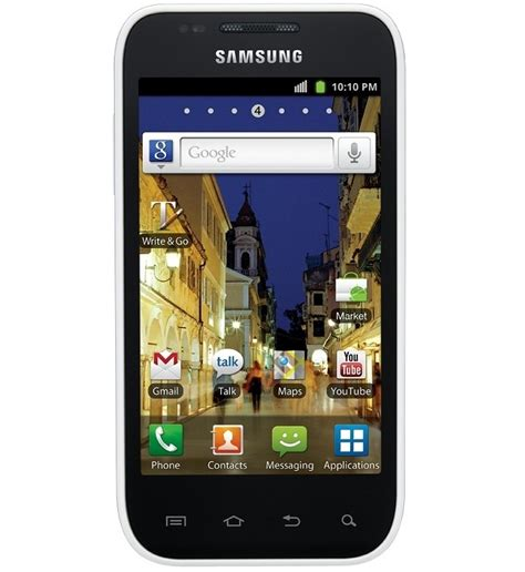 Hp Samsung Android 500 Rb Wholesale Cell Phones Wholesale Verizon Phones Samsung Fascinate I500 Galaxy S White 3g Wi Fi