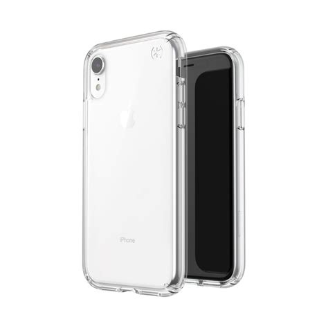 speck presidio stay clear for apple iphone xr clear 119390 5085