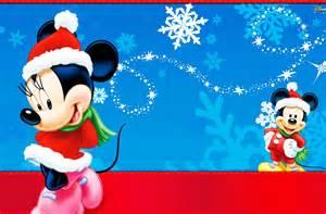 Encantadoras imagenes de mickey mouse en navidad imagenes frases y