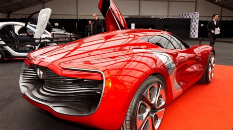 renault dezir blue wallpaper renault dezir electric cars renault concept