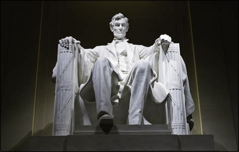 president lincoln memorial abraham lincoln statue arts et voyages