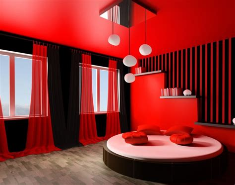 painting a room red black and red painted bedroom bedroom ideas pictures