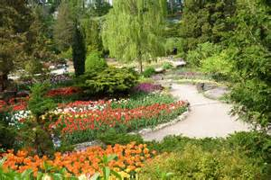 Section Of A Botanical Garden Panoramio Photo Of Tulip Festival At The Royal Botanical