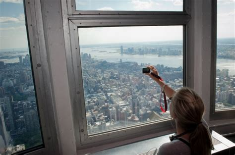 100 floors level 84 tower top deck 102nd floor empire state building