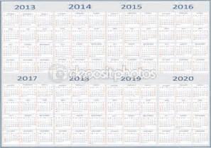 5 year calendar printable printable online calendar