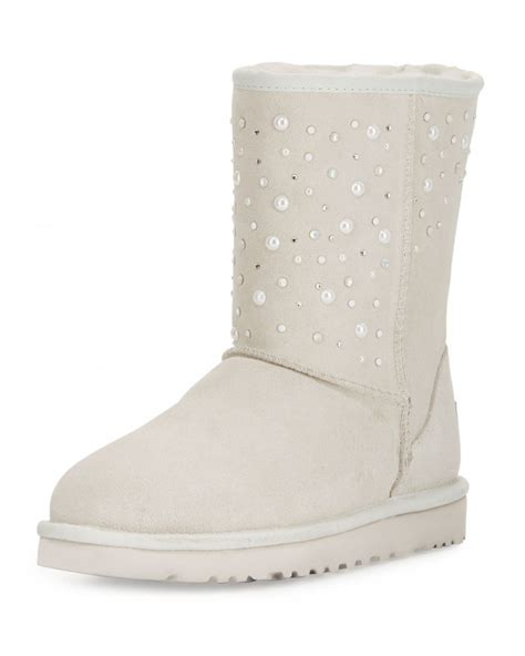white ugg boots for ugg classic everlasting white boots malibu mart