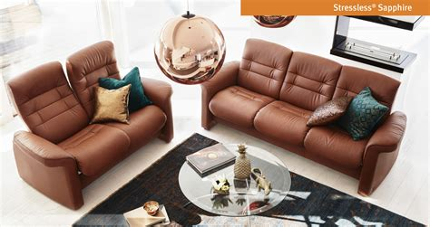 ekornes leather sofa ekornes stressless sapphire sofa ekornes stressless