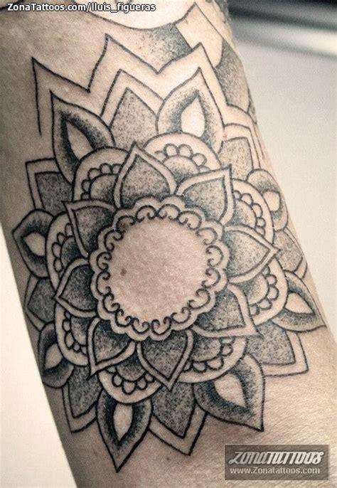 tattoo mandala puntillismo pin puntillismo on pinterest