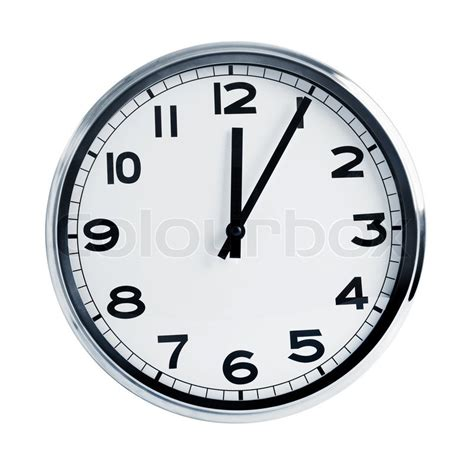 quartz wall clock stock photo colourbox