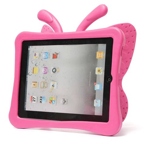Butterfly Mini 1 2 3 butterfly shockproof smart stand cover for 2 3 4 mini 1 2 3 ebay