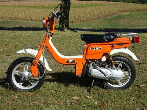 Suzuki Moped For Sale Vintage 1979 Suzuki Fz50 Scooter Motorcycle For Sale On