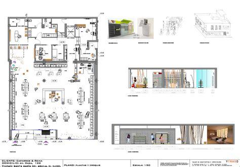Retail Store Floor Plan galer 237 a de farmacia caparr 243 s y reina ytrasd mobil m 10