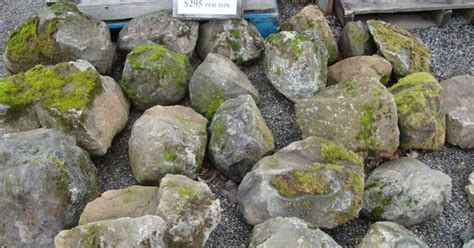 garden landscape rock landscaping fake landscape rocks at