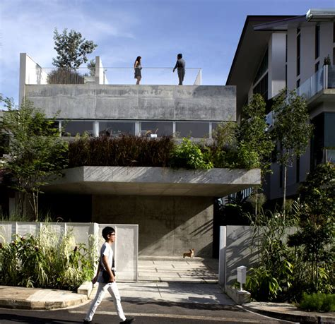 The House Designers House Plans green house with rooftop terrace garden interiorzine