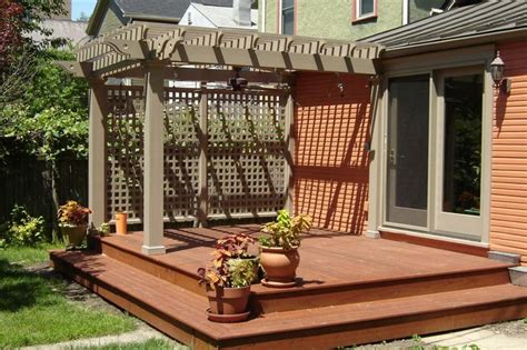 pergola privacy screen deck pergola privacy screen woodworking projects plans