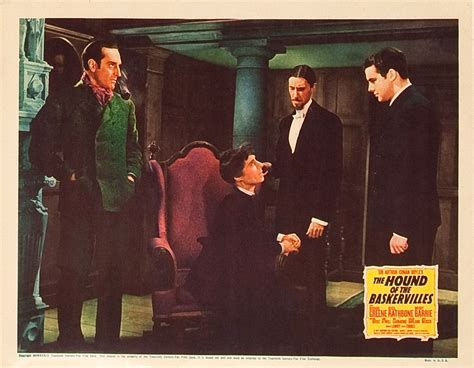 the the hound of the baskervilles the 1939