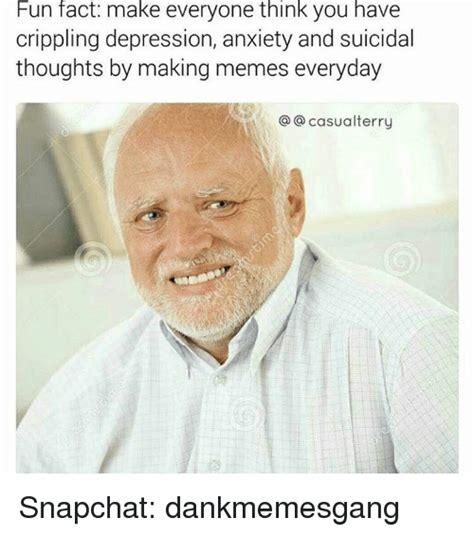 Depressed Guy Meme - 25 best memes about crippling depression crippling