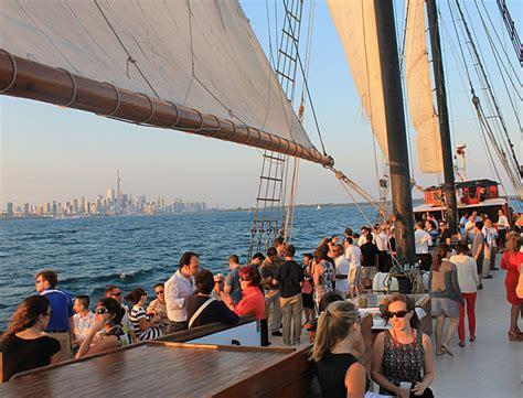 dinner on a boat toronto kajama 225 guests toronto dinner cruises boat cruises