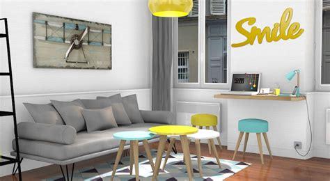 Agréable Idee Salon Salle A Manger #6: Sejourrdcparquet0001.jpg