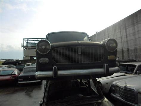 Sparepart Fiat 1100 Fiat 1100 D Spare Parts For Sale On Car And Classic Uk