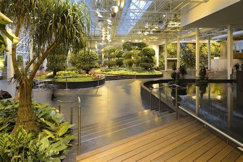 Garden Calgary Calgary Shopping Centre The Devonian Gardens