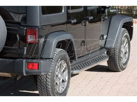 Jeep Running Boards Jeep Wrangler Tj Unlimited Helios Running Boards