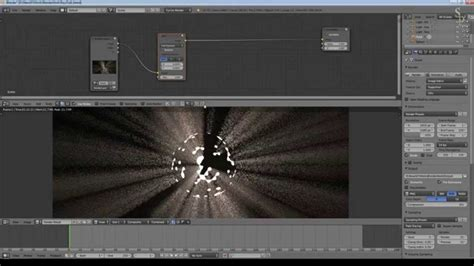 blender lighting tutorial cycles blender 2 70 tutorial cycles light rays volumetrics