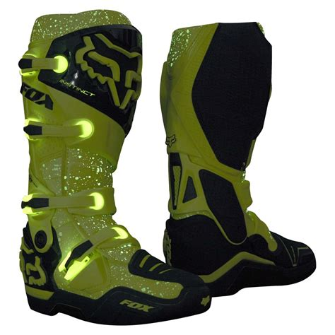fox boots fox instinct 2016 foxborough limited edition boots
