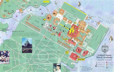 map us naval academy united states naval academy map united states naval