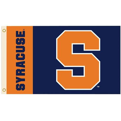 bsi products ncaa 3 ft x 5 ft syracuse flag 95248 the home depot