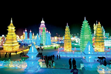 harbin snow and ice festival 2017 harbin ice festival 2017 cord magazine
