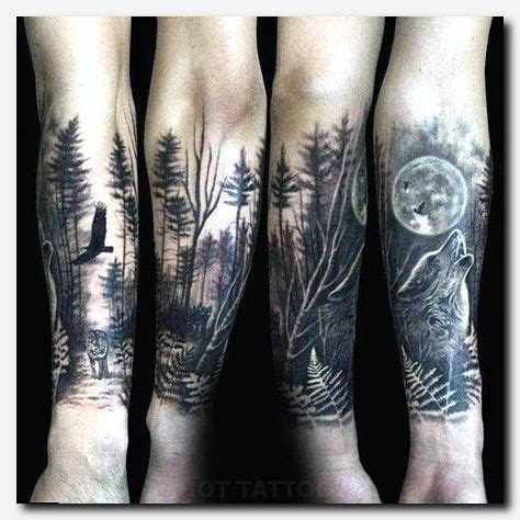 four arm tattoos for men wolftattoo tattoovorlagen armband four arms