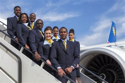 air cabin crew air namibia celebrates cabin crew day vervoer republikein