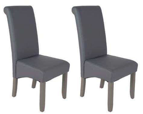 chaise gris anthracite chaise salle a manger gris anthracite id 233 es de