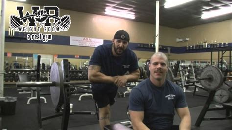 personal at the weight room of oklahoma city