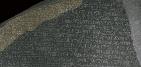 rosetta stone model british museum shares 3d scan of the rosetta stone all3dp