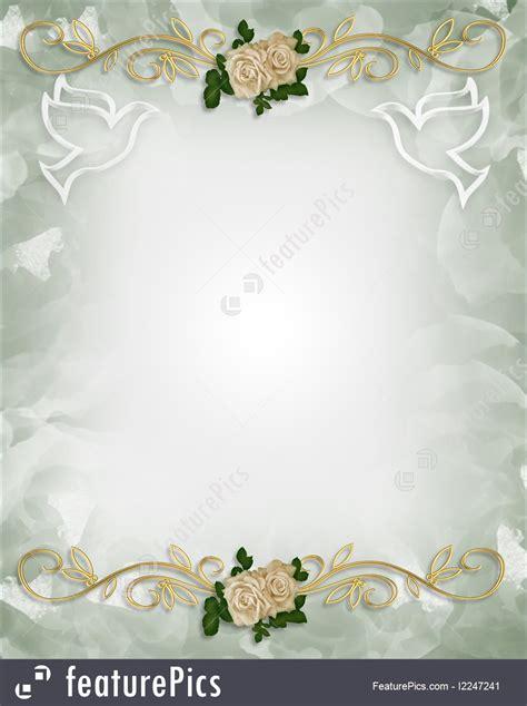 Wedding Invitation Template Background Best Of Celebration Wedding Invitation Template Roses Wedding Template Design