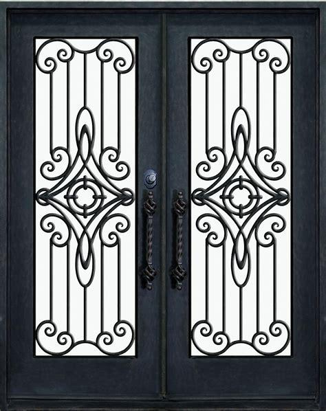 Barre Rideau Porte Entrée by Cuisine Porte D Entr 195 169 E En Fer Forg 195 169 Porte En Fer Porte
