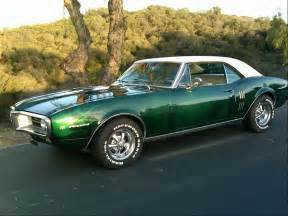 1967 Pontiac Firebird 1967 Pontiac Firebird Design Specs Colors