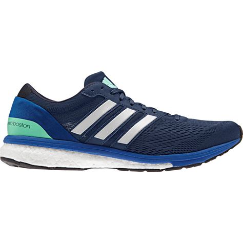 adidas road running shoes adidas adizero boston boost 6 road running shoes s