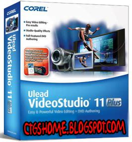 ulead video editing software free download full version with crack ulead video studio 11 plus full version free download