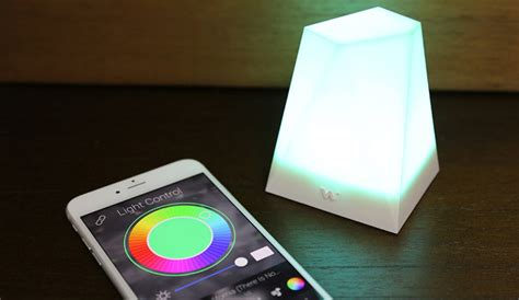 Lu Led Lipat Meja Belajar 300 Lumens witti notti smart light notifications jakartanotebook