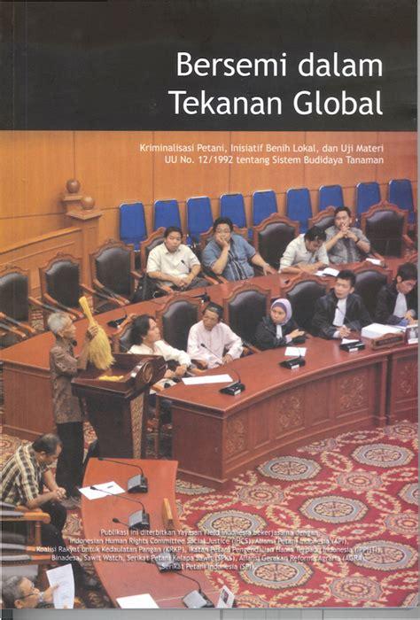 Pertangggungjawaban Pidana Korporasi Hak Cipta Globalisasi Bali Community